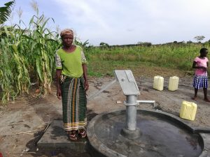 The Water Project:  Mrs Namono Allen