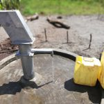 The Water Project: Alimugonza Community A -  New Well