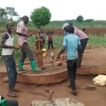 The Water Project: Katugo Community -  Rehabilitating The Well