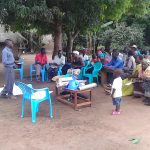 The Water Project: Kyamudikya Community A -  Community Training