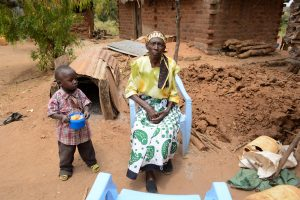 The Water Project:  Felisters Mbaika