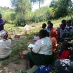 The Water Project: Shirugu Community, Shapaya Mavonga Spring -  Training