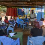 The Water Project: Kithumba Community B -  Training