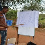 The Water Project: Katuluni Community C -  Training