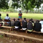 The Water Project: Lwanda Secondary School -  Training