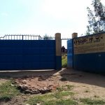 The Water Project: Kapkemich Primary School -  School Gate