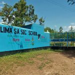 The Water Project: Nambilima Secondary School -  School Gate