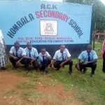 The Water Project: Hombala Secondary School -  School Gate