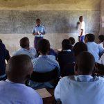 The Water Project: Gidagadi Secondary School -  Training