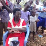 The Water Project: Shitirira Community, Peninah Spring -  Handwashing Training
