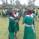 The Water Project: Kigulienyi Primary School -  Students Playing During Break