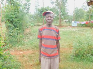 The Water Project:  Mr Mwalia