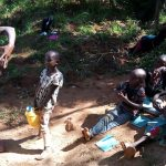 The Water Project: Chepnonochi Community -  Handwashing Training