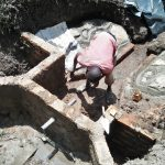 The Water Project: Masera Community, Murumba Spring -  Spring Construction