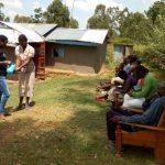 The Water Project: Elutali Community, Obati Spring -  Handwashing Training