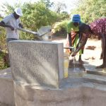 The Water Project: Katuluni Community C -  Flowing Water