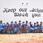 The Water Project: Muunguu Primary School -  Water Flowing