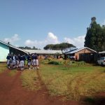 The Water Project: Immaculate Heart Secondary School -  School Grounds