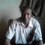 The Water Project: Kigulienyi Primary School -  Mr Shibudu