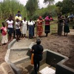 The Water Project: Shirugu Community, Shapaya Mavonga Spring -  Spring Care Training