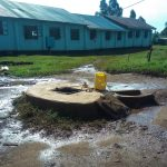 The Water Project: Immaculate Heart Secondary School -  Well