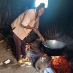 The Water Project: Nambilima Secondary School -  School Cook