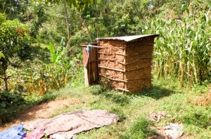 The Water Project:  A Latrine In The Community