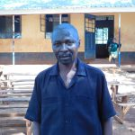 The Water Project: Friends School Mutaho Primary -  Headteacher Matete