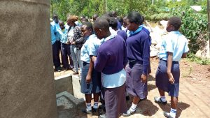 The Water Project:  Tank Care Training
