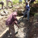 The Water Project: Shirugu Community, Shapaya Mavonga Spring -  Excavation