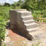 The Water Project: Ngitini Community C -  Well Progress