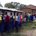 The Water Project: Kapkemich Primary School -  Latrines