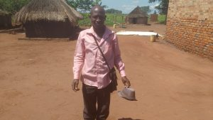 The Water Project:  Kamese Joseph