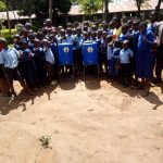 The Water Project: Matsigulu Primary School -  New Handwashing Stations