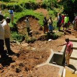 The Water Project: Koloch Community, Solomon Pendi Spring -  Spring Care Training