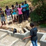 The Water Project: Elutali Community, Obati Spring -  Spring Care Training