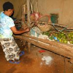 The Water Project: Mukhunya Community, Mwore Spring -  Kitchen