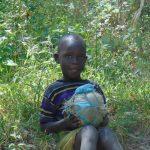 The Water Project: Emukangu Community, Okhaso Spring -  An Aspiring Footballer