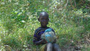The Water Project:  An Aspiring Footballer