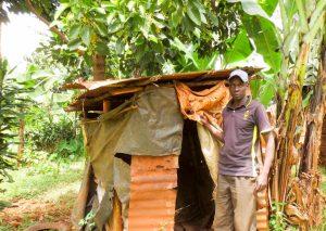 The Water Project:  Okanga Family Latrine