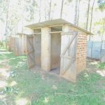 The Water Project: Shinyikha Primary School -  Latrines