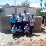 The Water Project: Matsigulu Primary School -  New Latrines