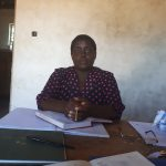 The Water Project: Musasa Secondary School -  School Principal