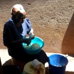 The Water Project: Hombala Secondary School -  School Cook