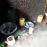 The Water Project: Ebutenje Primary School -  Water In School Kitchen