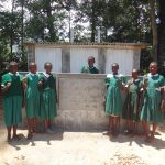The Water Project: Isulu Primary School -  Latrines