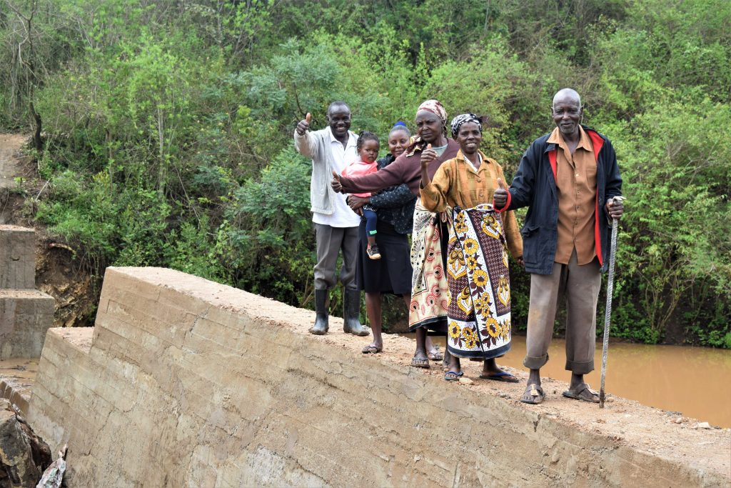 The Water Project : 16-kenya18192-finished-sand-dam