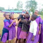 The Water Project: Munyanza Primary School -  Fighting Over A Water Bottle