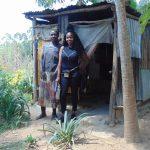 The Water Project: Emukangu Community, Okhaso Spring -  Latrine Sample