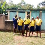 The Water Project: Ibwali Primary School -  Latrines